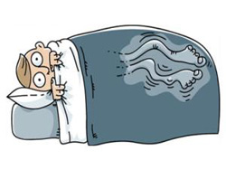 Синдром беспокойных ног: причины