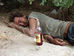 Чрезмерное потребление алкоголя