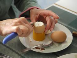 Яйца в всмятку