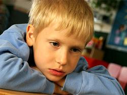 Беспокойство ребенка