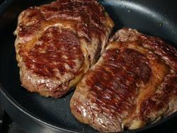 Прожаренное мясо