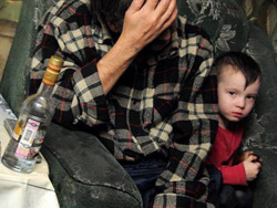 Алкоголизм родителей