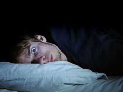 Бессонница среди ночи