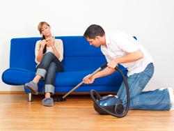 Распределение домашних дел