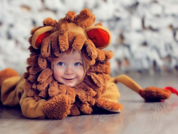 Ребенок – Лев