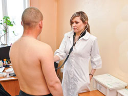 Медицинские профосмотры