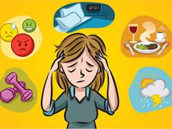 Триггеры головной боли